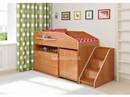 Детская кровать от 3 лет Легенда 12.2