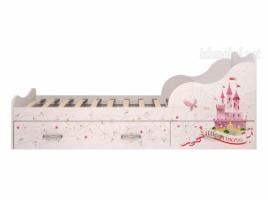 Принцесса мод.05(к1) Кровать 900 с ящиками (комплектация 1)